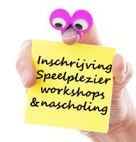 Aanbod en inschrijving workshops